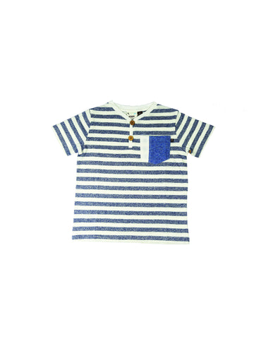 Axel & Hudson Striped Tee