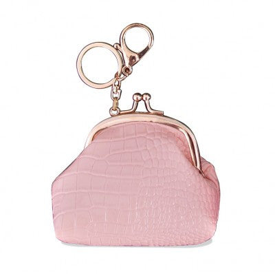 Add Hoc Blush Coin Purse