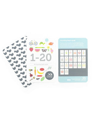 Two Little Ducklings 1 - 20 Flashcards