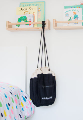 Play Pouch - Mini Black