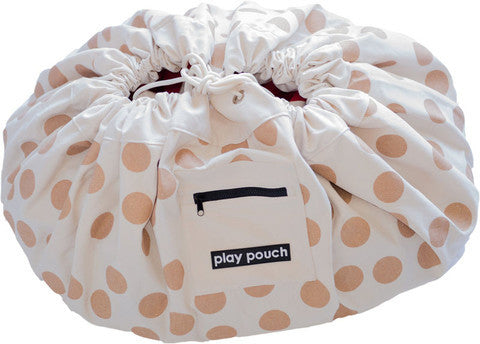 Play Pouch - Large Printed Dots