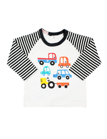 Papoose AW16 Little Boys Car Tee