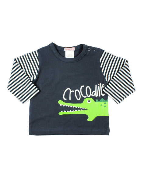 Papoose AW16 Little Boys Crocodile Tee