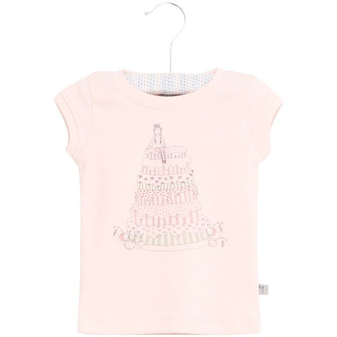 Wheat Cherry Princess T Shirt
