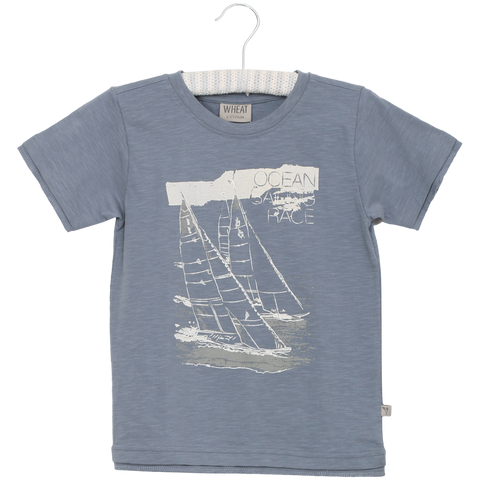 Wheat Boat Race T Shirt