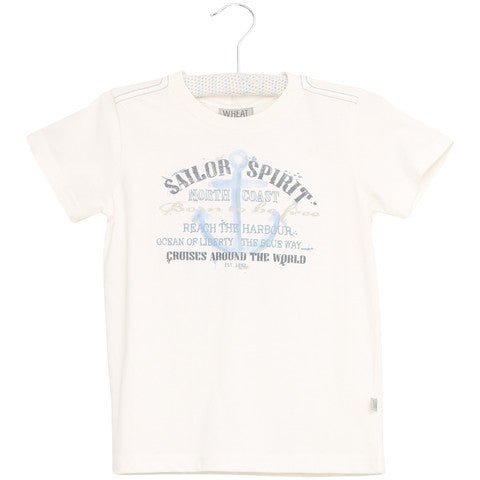 Wheat Sailor Spirit T Shirt