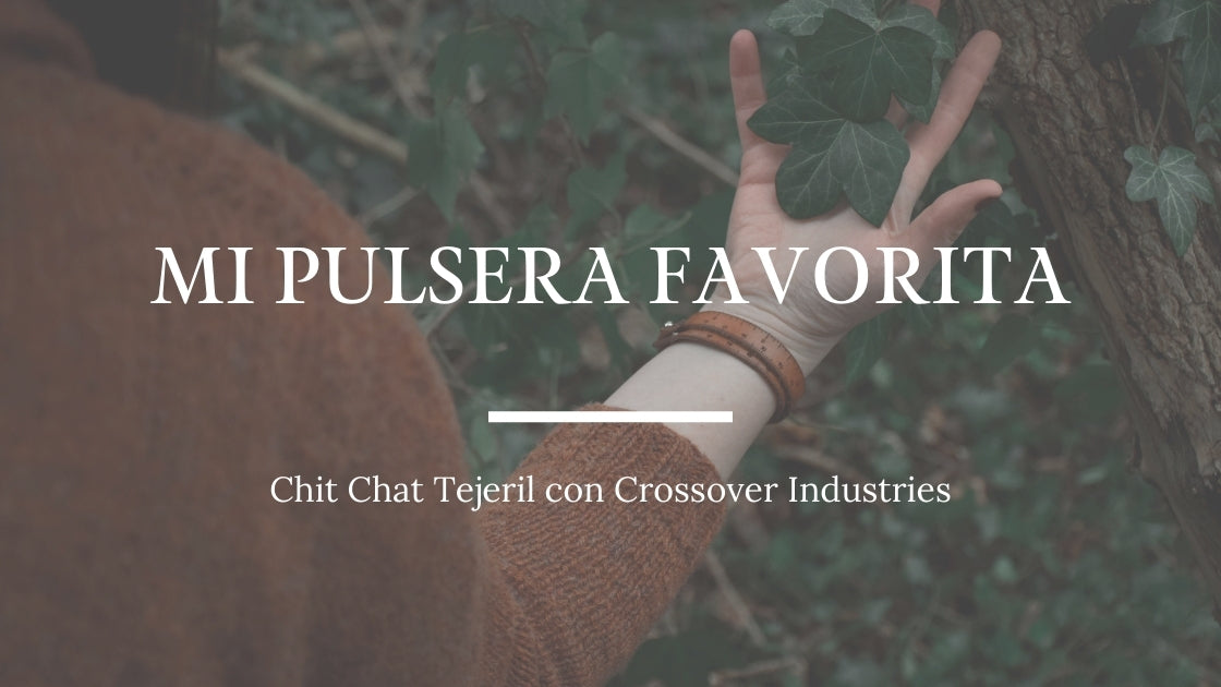CHIT CHAT TEJERIL con Rich de Crossover Industries