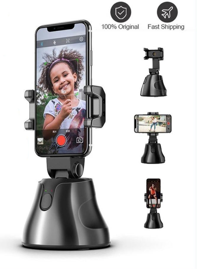 Motion-Tracking Video Phone Holder