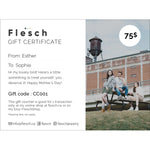Load image into Gallery viewer, Flesch Gift Certificate