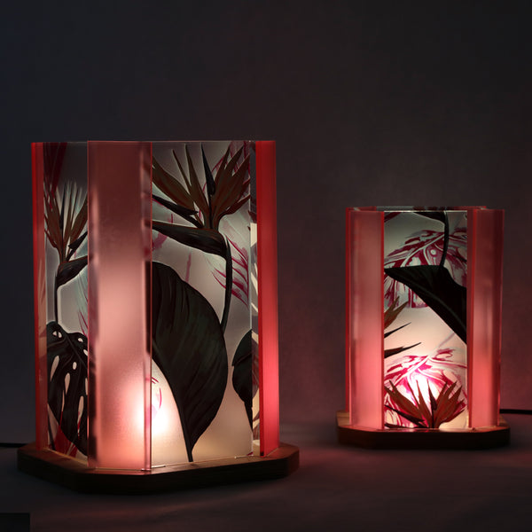 Best Acrylic Table lamps for sale in Egypt. Shop Online and get your Finnish Plywood and Acrylic table lamp delivered to your doorstep. Best Nightlight, Bed lights, Table Lights, Table Lamps, Nightstand lamps, Reading Lamps, and Bed lamps in Egypt.