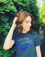 Load image into Gallery viewer, Levee Livin' T-shirt (Unisex)