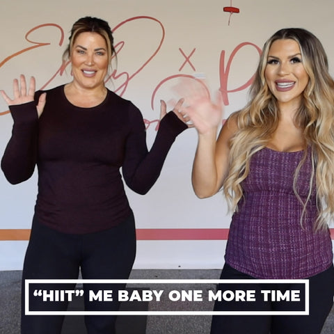 """HIIT"" Me Baby One More Time"