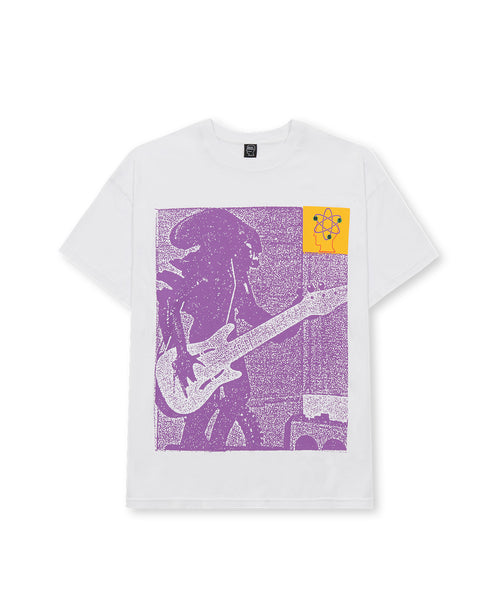 BRAIN DEAD X NTS ALIEN SHORT SLEEVE SHIRT