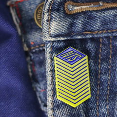 PIN BADGE STACKED