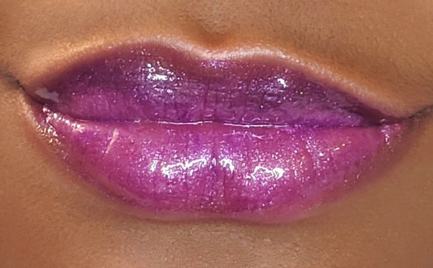 """Dreams of Success"" Diamond Bling Lipgloss"