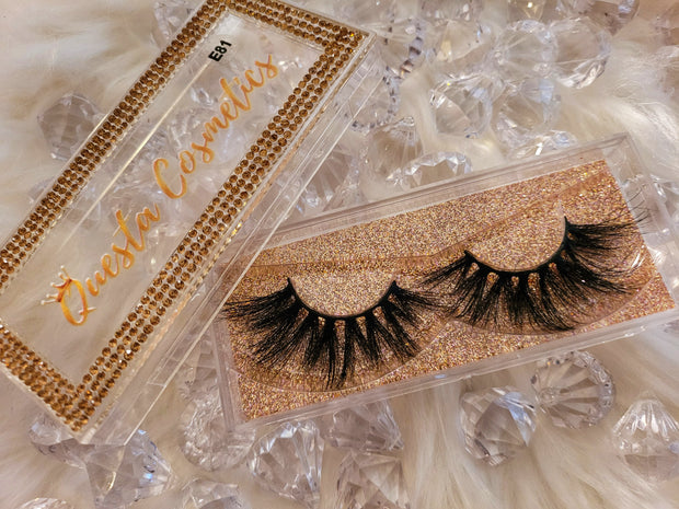 """Majestic"" 5D Mink Eyelashes"