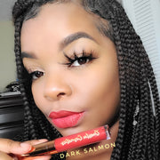 """Dark Salmon"" Liquid-to-Matte Lipstick"