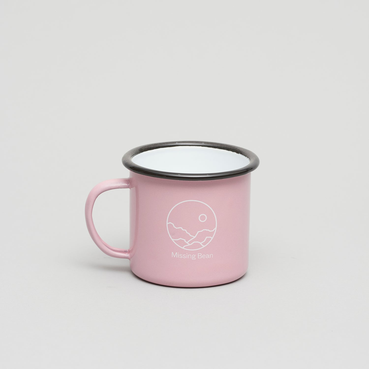 Missing Bean Enamel Mug