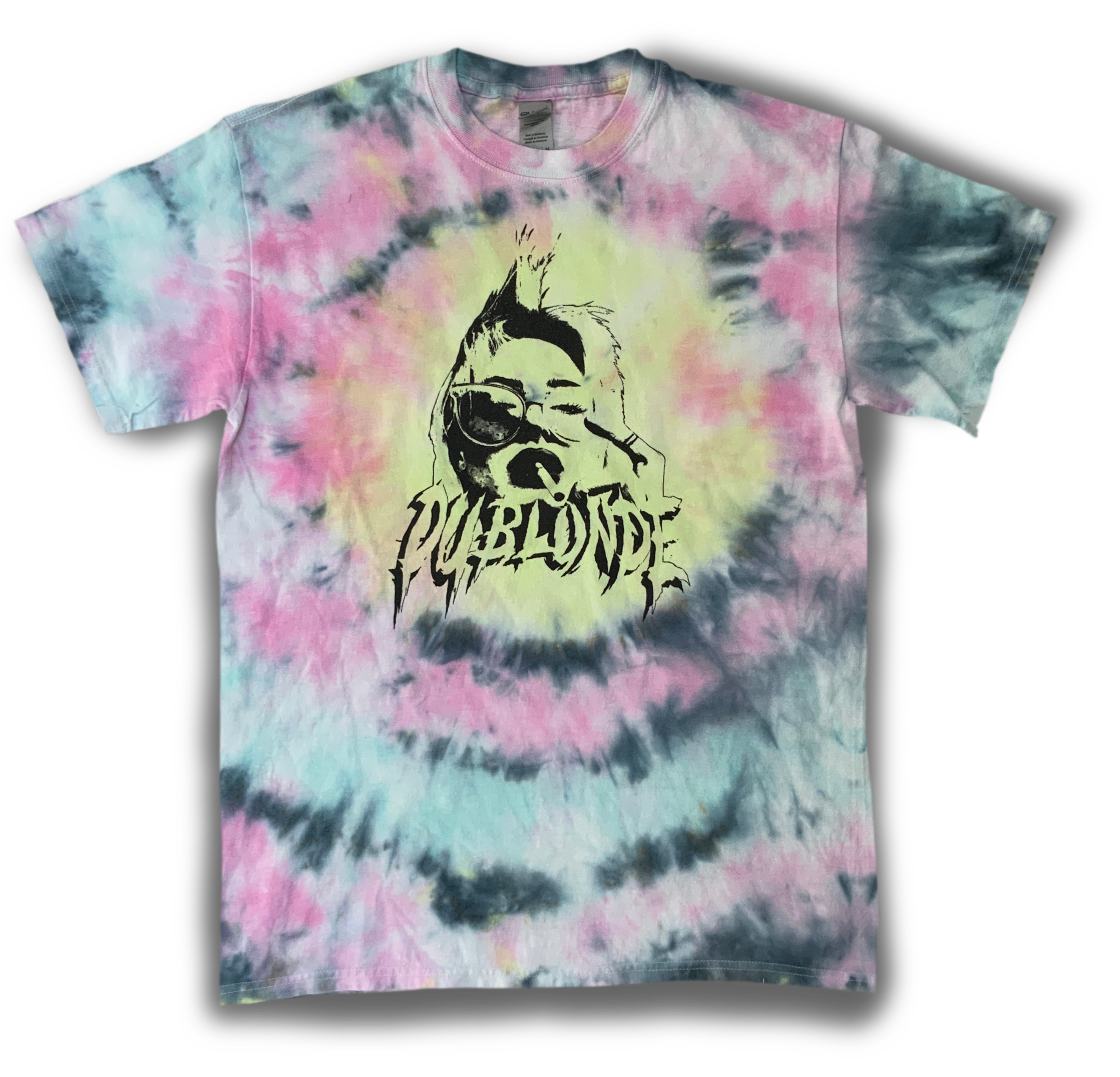 'HOMECOMING' Pastel Storm Tee - M