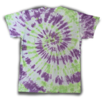 Load image into Gallery viewer, 'HOMECOMING' Grape Swirl Tee - M