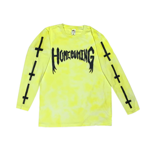 SUNSHINE LONG SLEEVE TEE - S