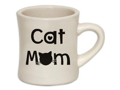Cat Mom - Mug 10oz