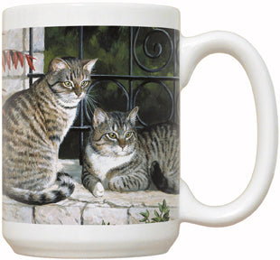 Kitkat and Boots 15oz Mug