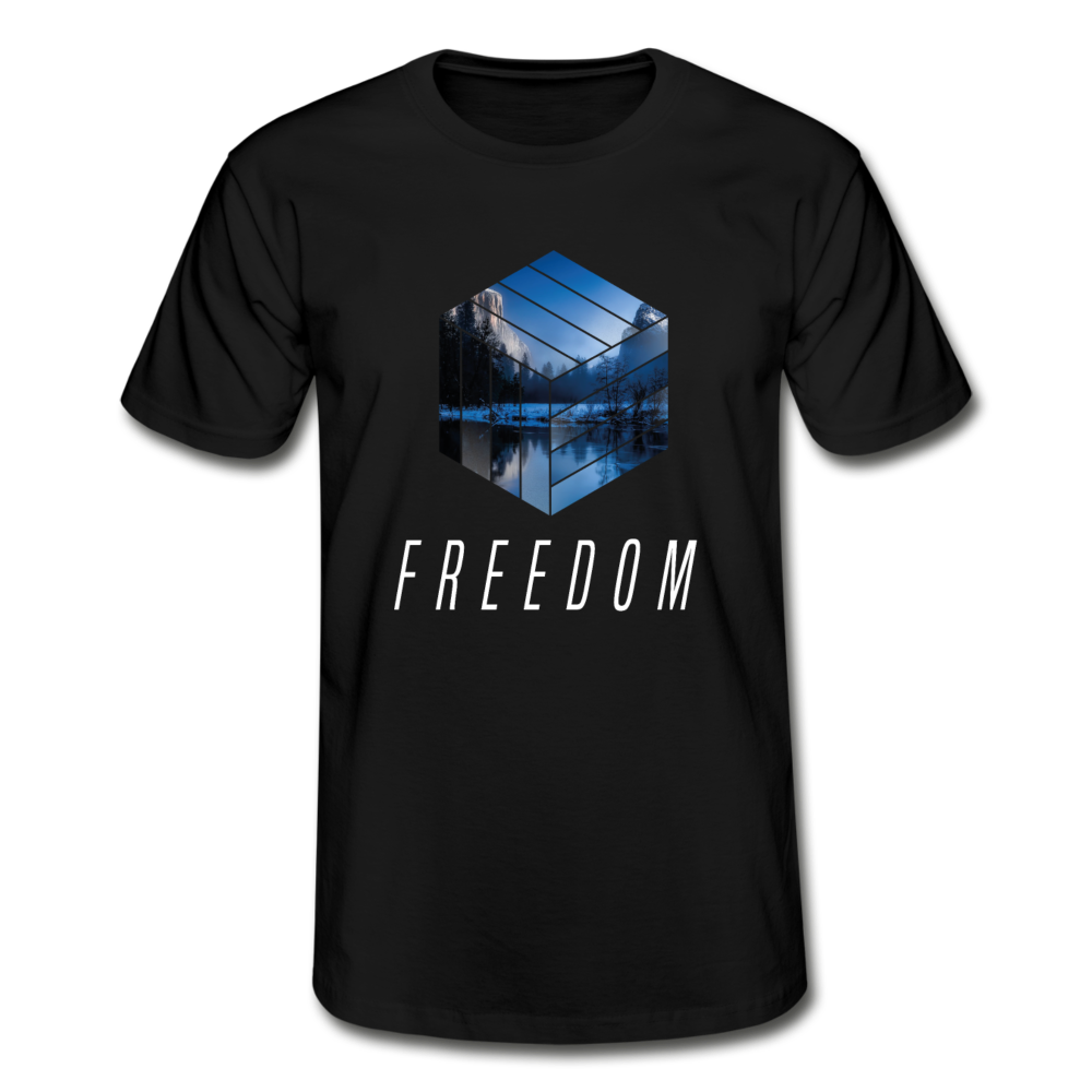 MCLO Freedom Men's T-shirt - Schwarz