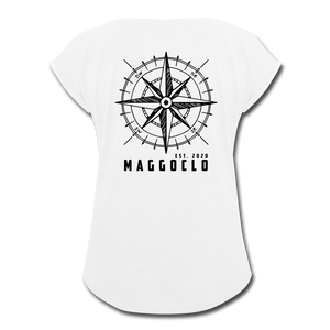 MCLO Compass Women's T-Shirt - Weiß