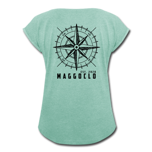 MCLO Compass Women's T-Shirt - Minze meliert
