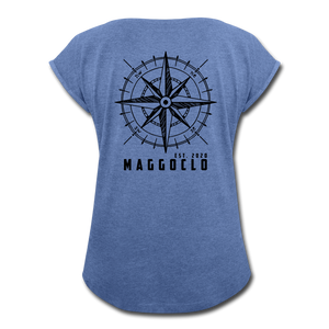 MCLO Compass Women's T-Shirt - Denim meliert