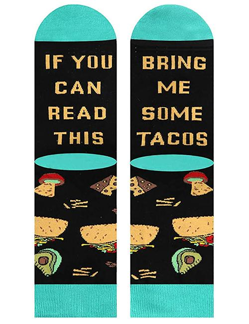 If you can read this cotton socks