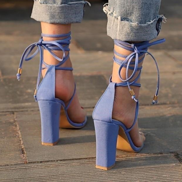 High Heel Shoes for Ladies Summer Women Shoes