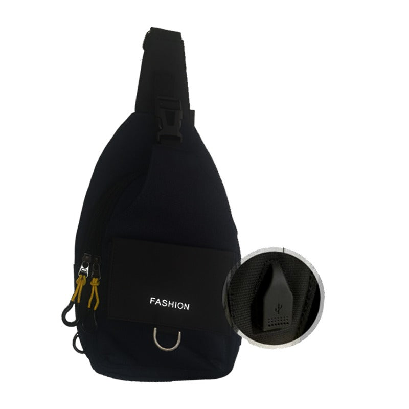 SKY-BOW Backpack with USB Charging Port