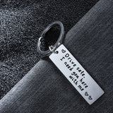 Buy DRIVE SAFE I NEED YOU HERE, WITH ME Key Chain in Lebanon