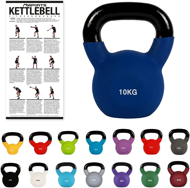 Dumbbell with clip 34 KG