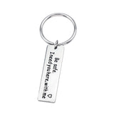 Buy Be-Safe-I-need-you-here-with me KeyChain in Lebanon