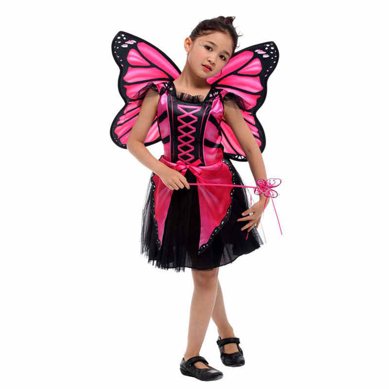 Butterfly Fairy- Pink  10 - 12 Year Children's Costume
