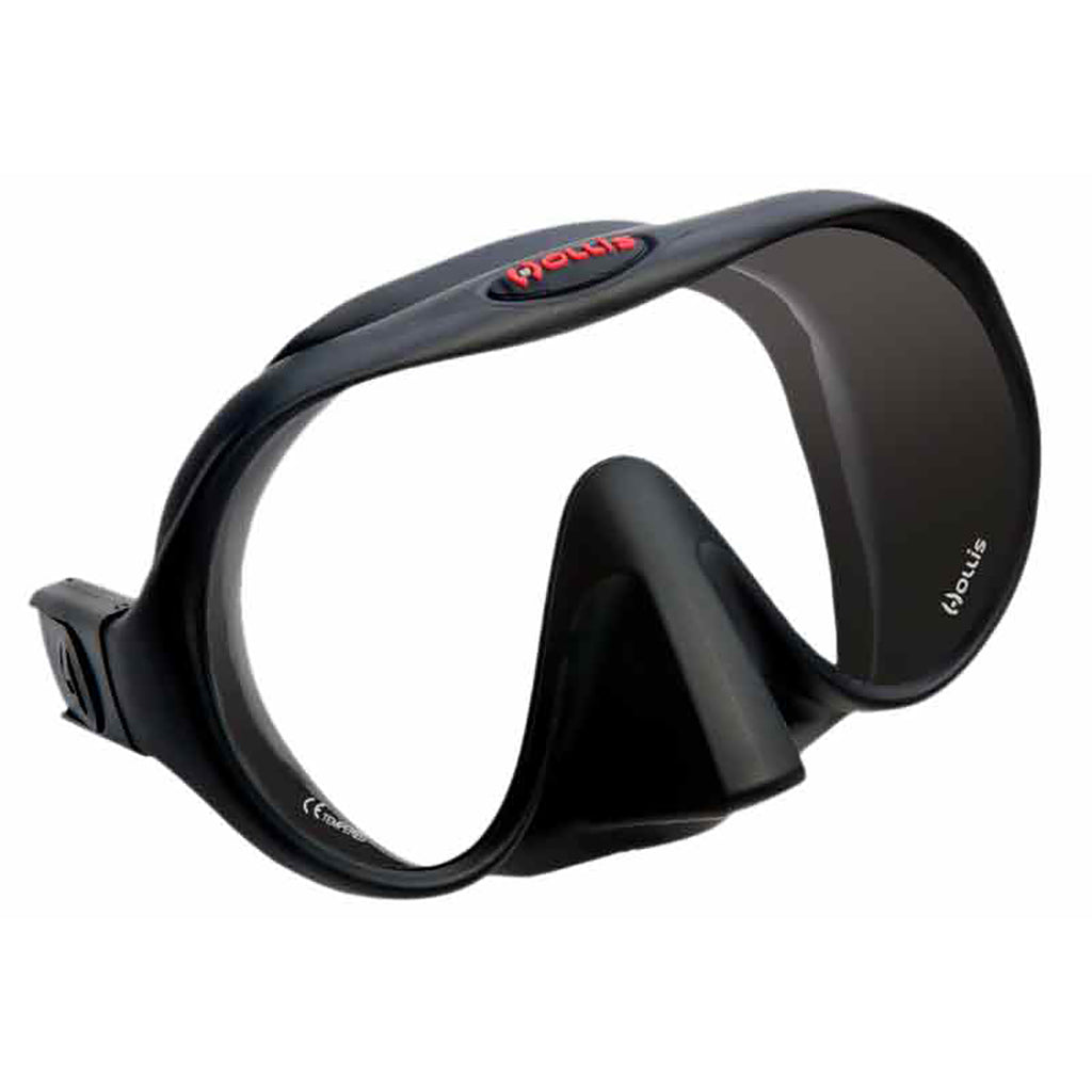 Hollis Scuba Diving Mask - M1