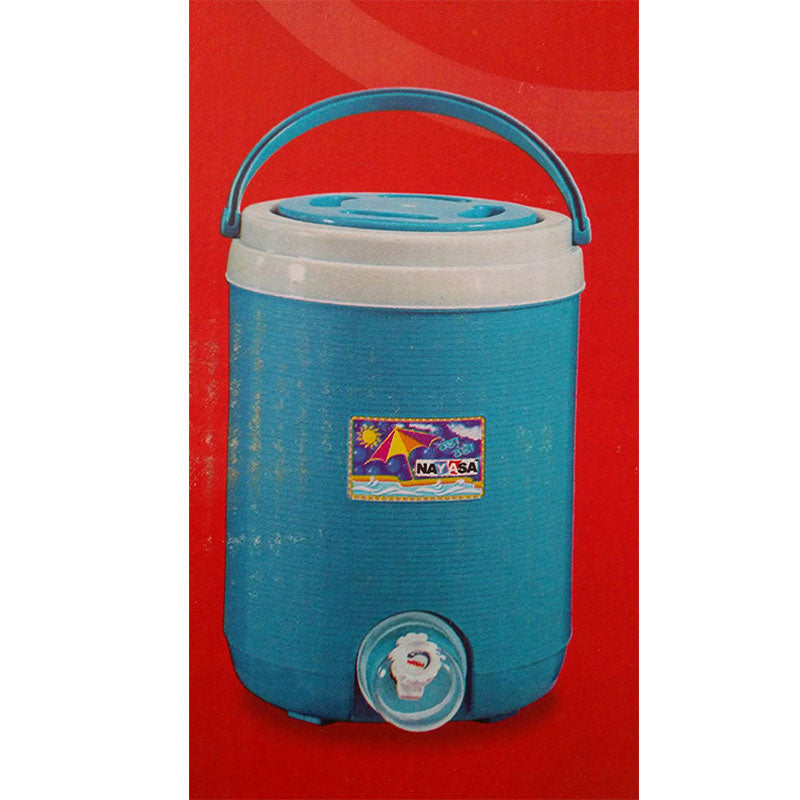 Insulated Cool Day 10 L Water Jug -Blue