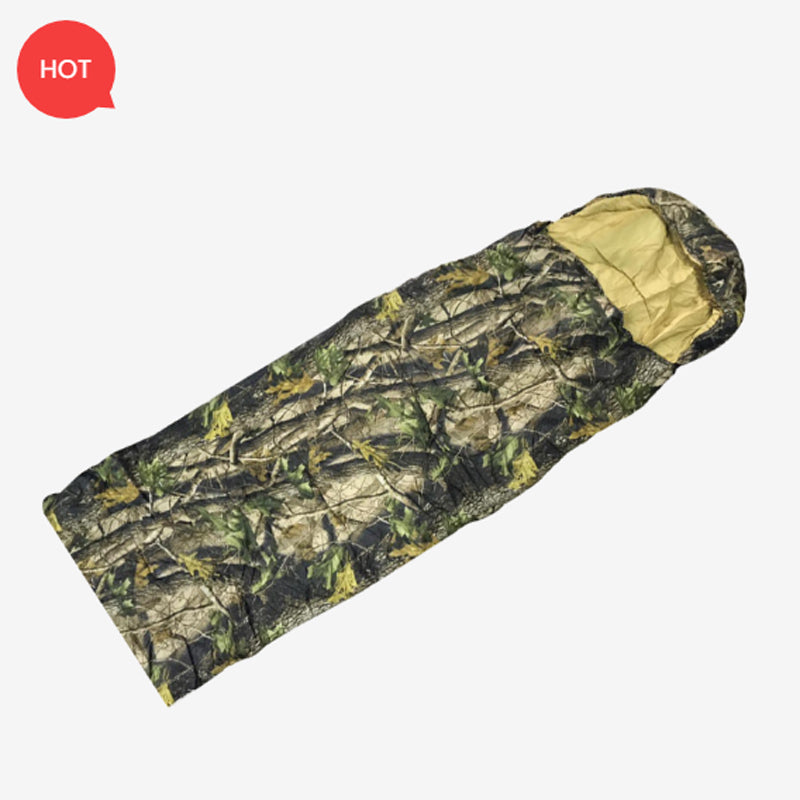 Buy Outdoor Camping Hiking Sleeping Bag Camouflage in Lebanon