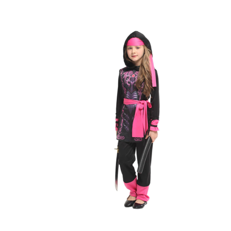 Buy Pink-Crystal-Ninja-Girl Children's Costume in Lebanon