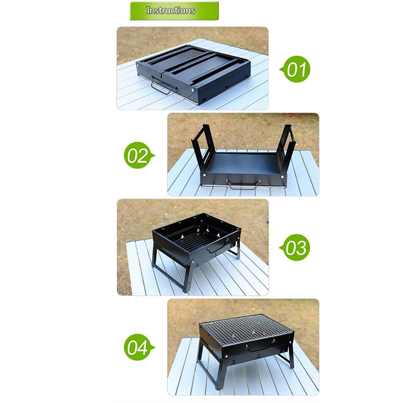 Buy Portable-BBQ-Charcoal-Grill-Rack in Lebanon
