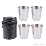 STAINLESS 4 CUP 30 ML