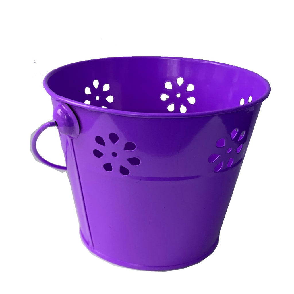 mini metal bucket