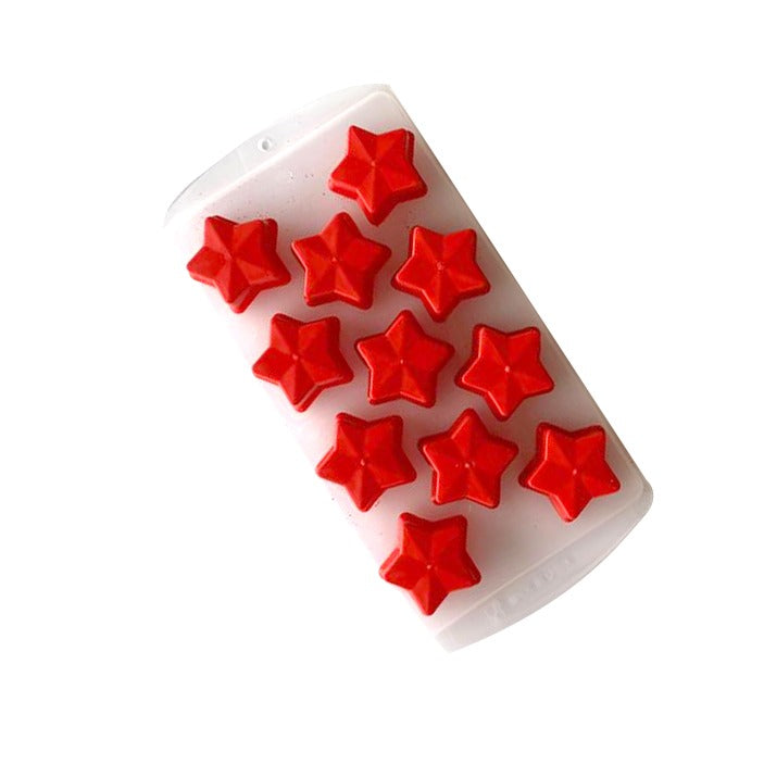 Silicon Ice Mold Stars