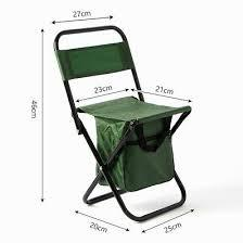 Outdoor Chair with cooler