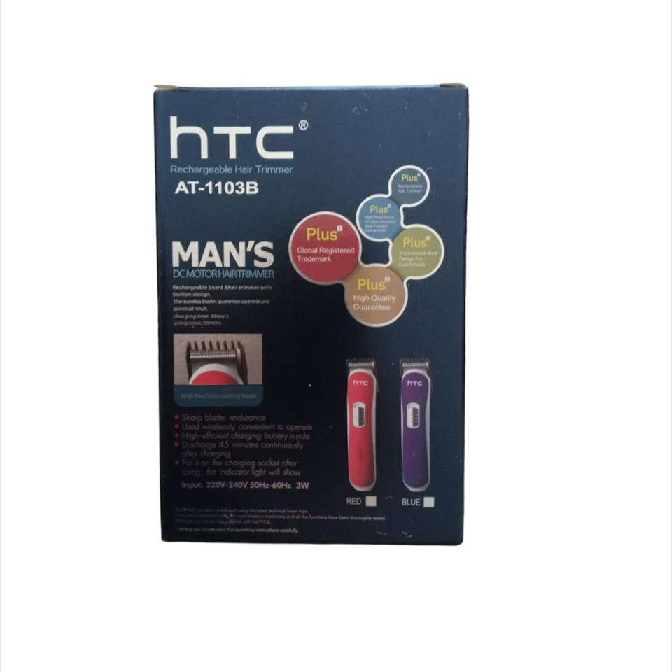 HTC Rechargeable Hair Timmer