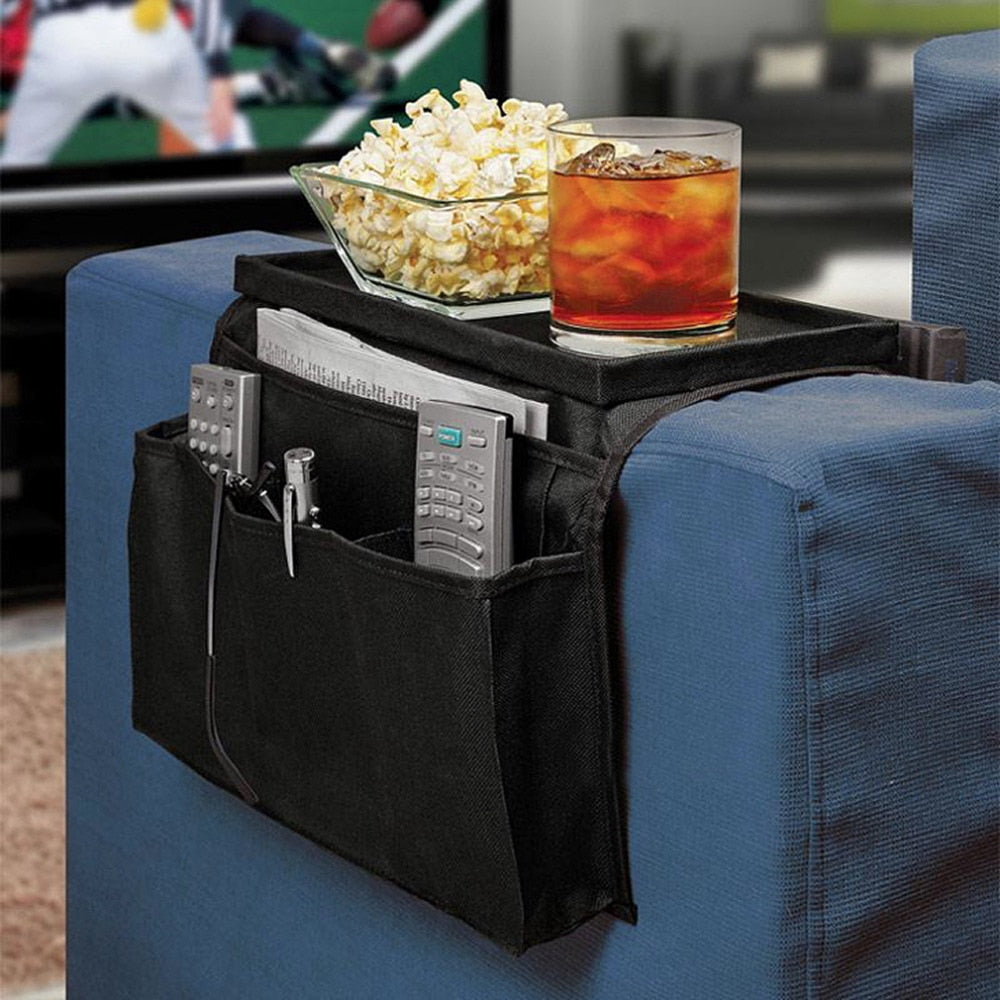 Arm Rest Organizer