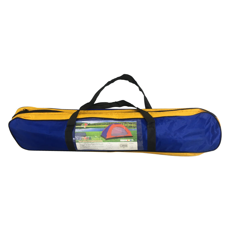 Camping Tent 200*150*110 cm - Blue & Yellow